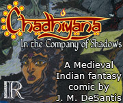 Chadhiyana: In the Company of Shadows Ad