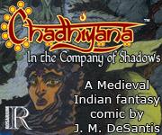 Chadhiyana: In the Company of Shadows Ad