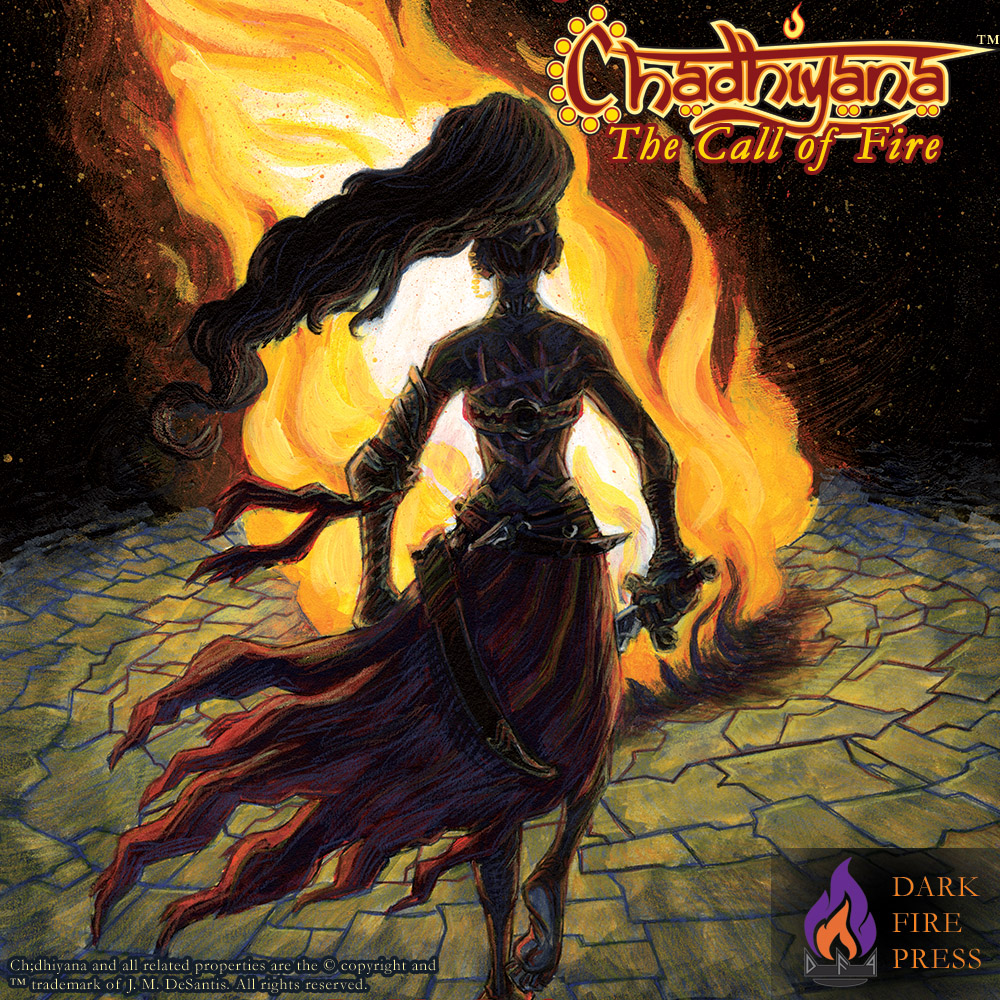 Chadhiyana: The Call of Fire from Dark Fire Press