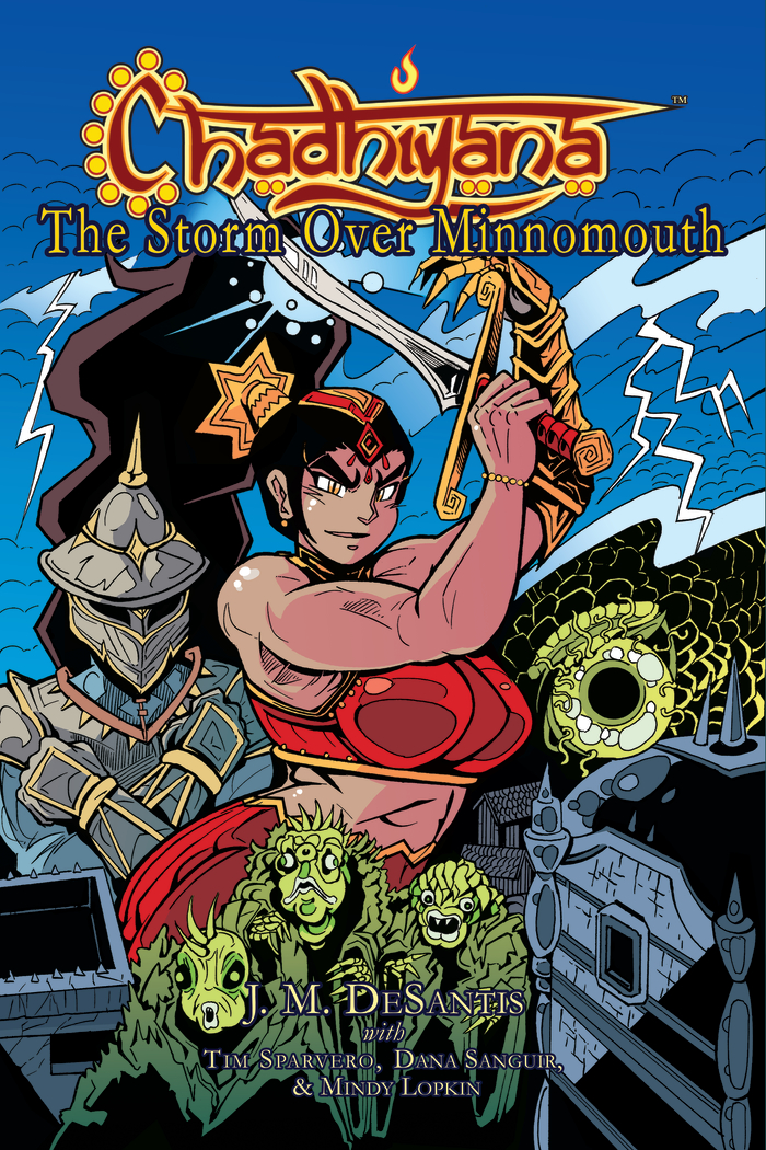 Chadhiyana: The Storm Over Minnomouth cover