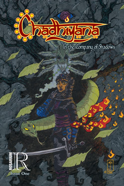 Chadhiyana: In the Company of Shadows issue 1 cover