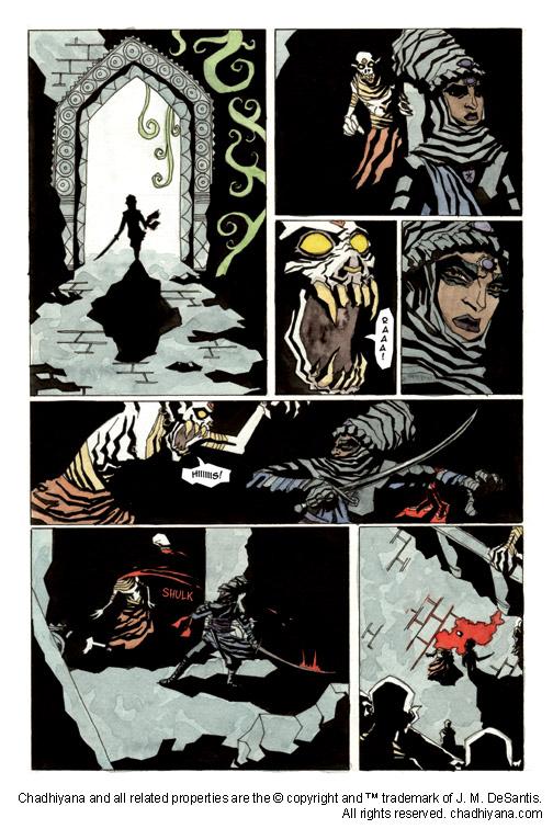 Chadhiyana: Vampyre Hunter