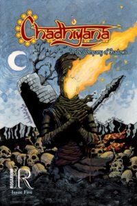 Chadhiyana #5 cover